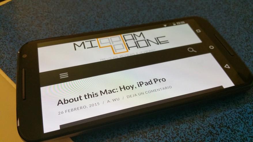 Moto X Pimpamphone