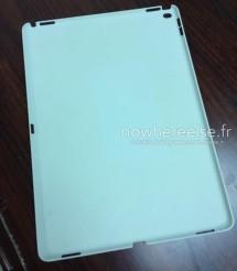 Fundas del supuesto iPad Pro, nowhereelse.fr