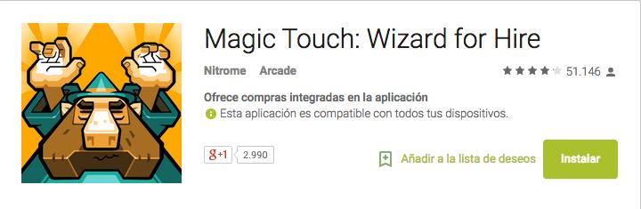Magic Touch Pimpamphone
