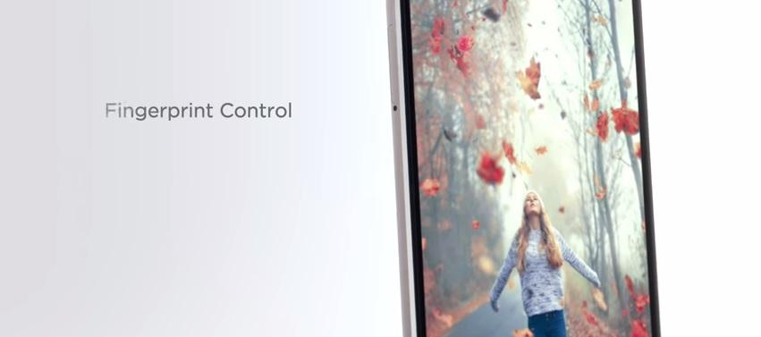 fingerprint control