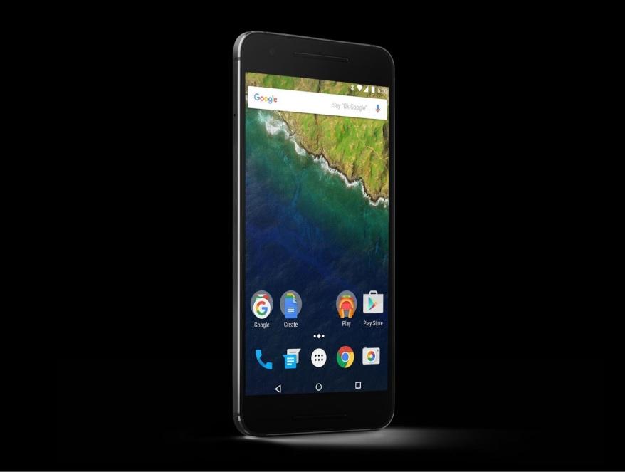 Nexus 6P frontal