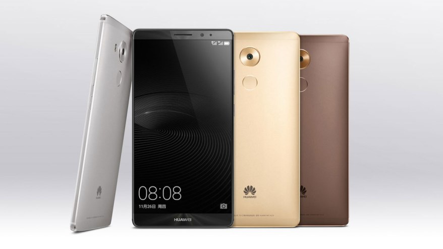 Huawei Mate 8 colores 2