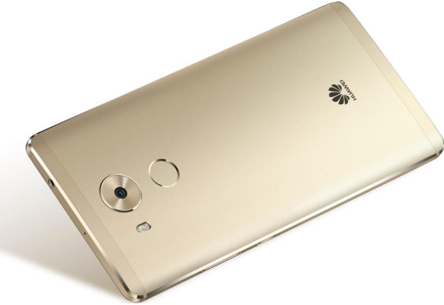 Huawei Mate 8 parte trasera