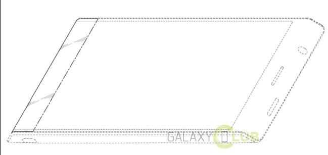 patente Samsung Galaxy S7 Edge