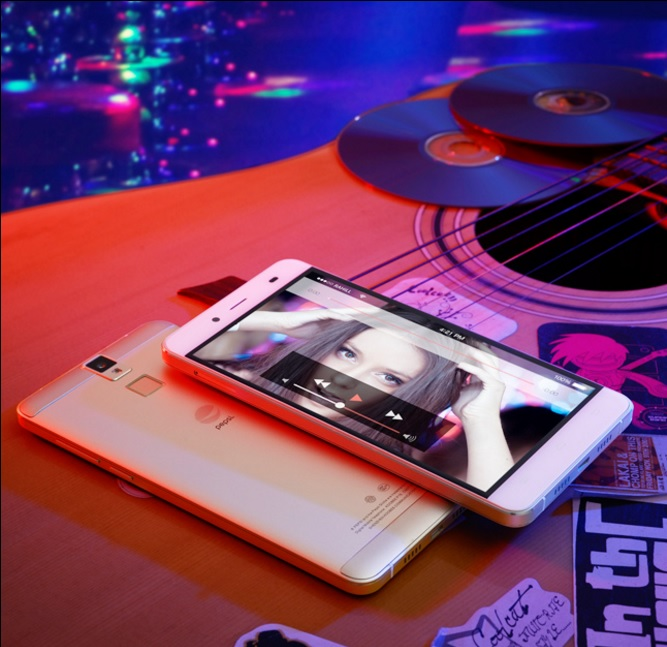 Pepsi Phone P1s music