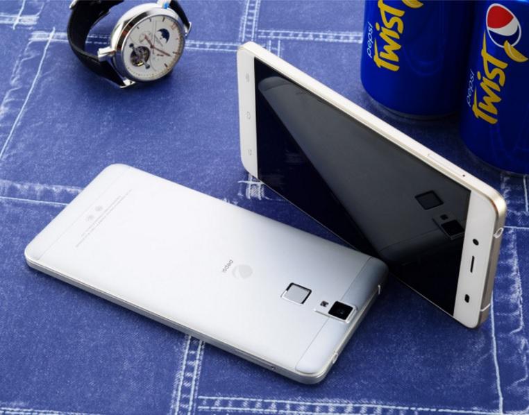 Pepsi Phone P1s plata