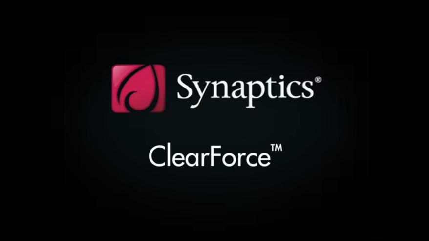 Synaptics-ClearForce