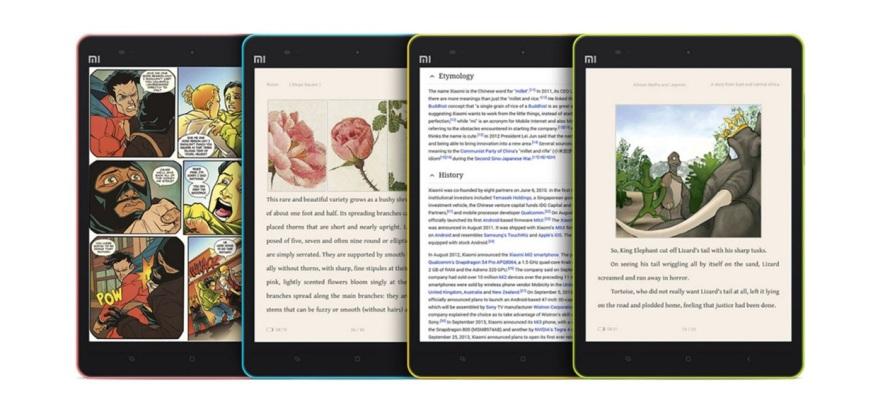 Xiaomi Mi Pad Reader