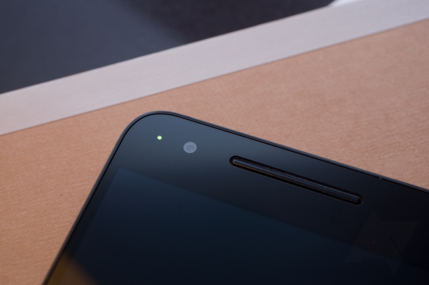 LED de notificaciones Nexus 6P