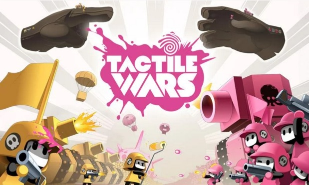 Tactile Wars 3