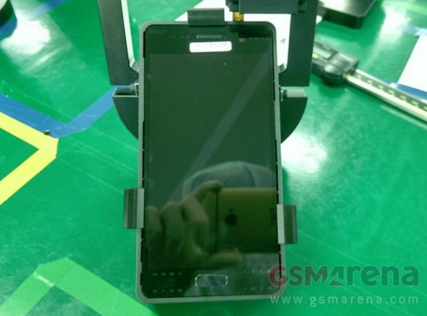 Frontal Samsung Galaxy S7 filtrada