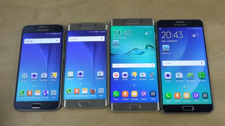 Gama alta Samsung 2015