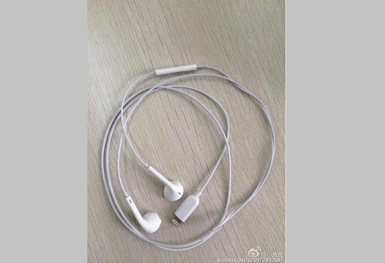 EarPods Lightning iPhone 7