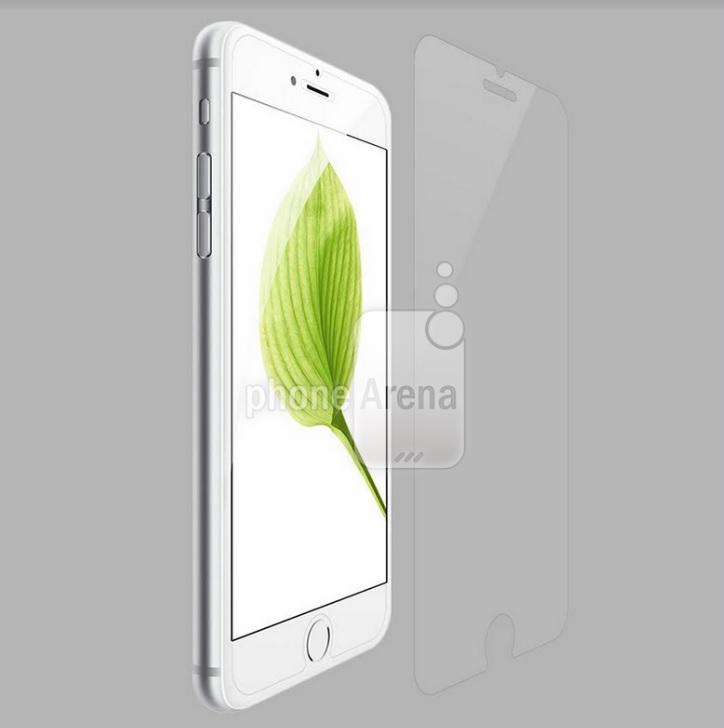 iPhone 7 protector de pantalla