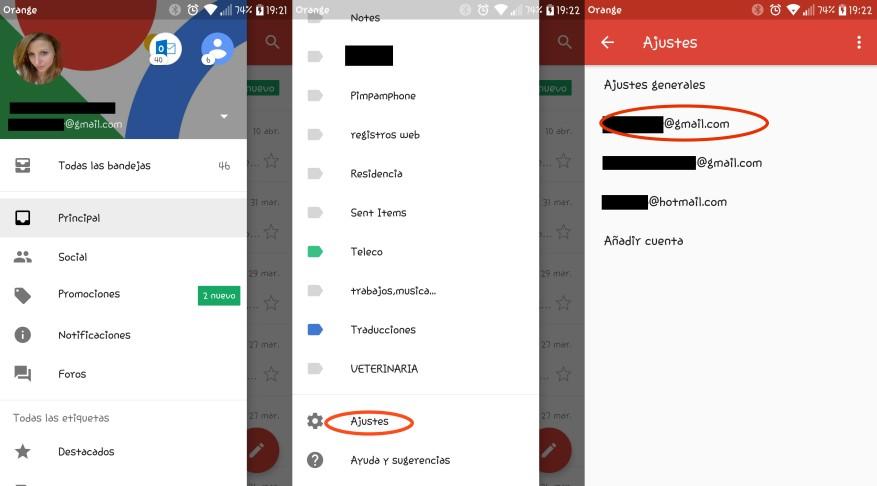 gmail a